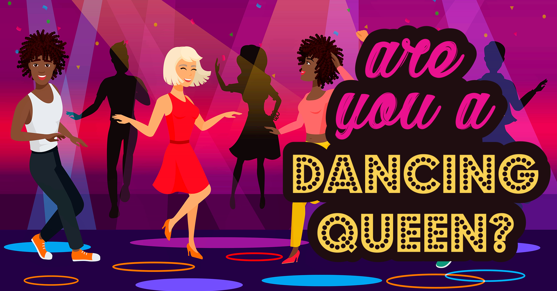 Are You A Dancing Queen Quiz Quizony Com