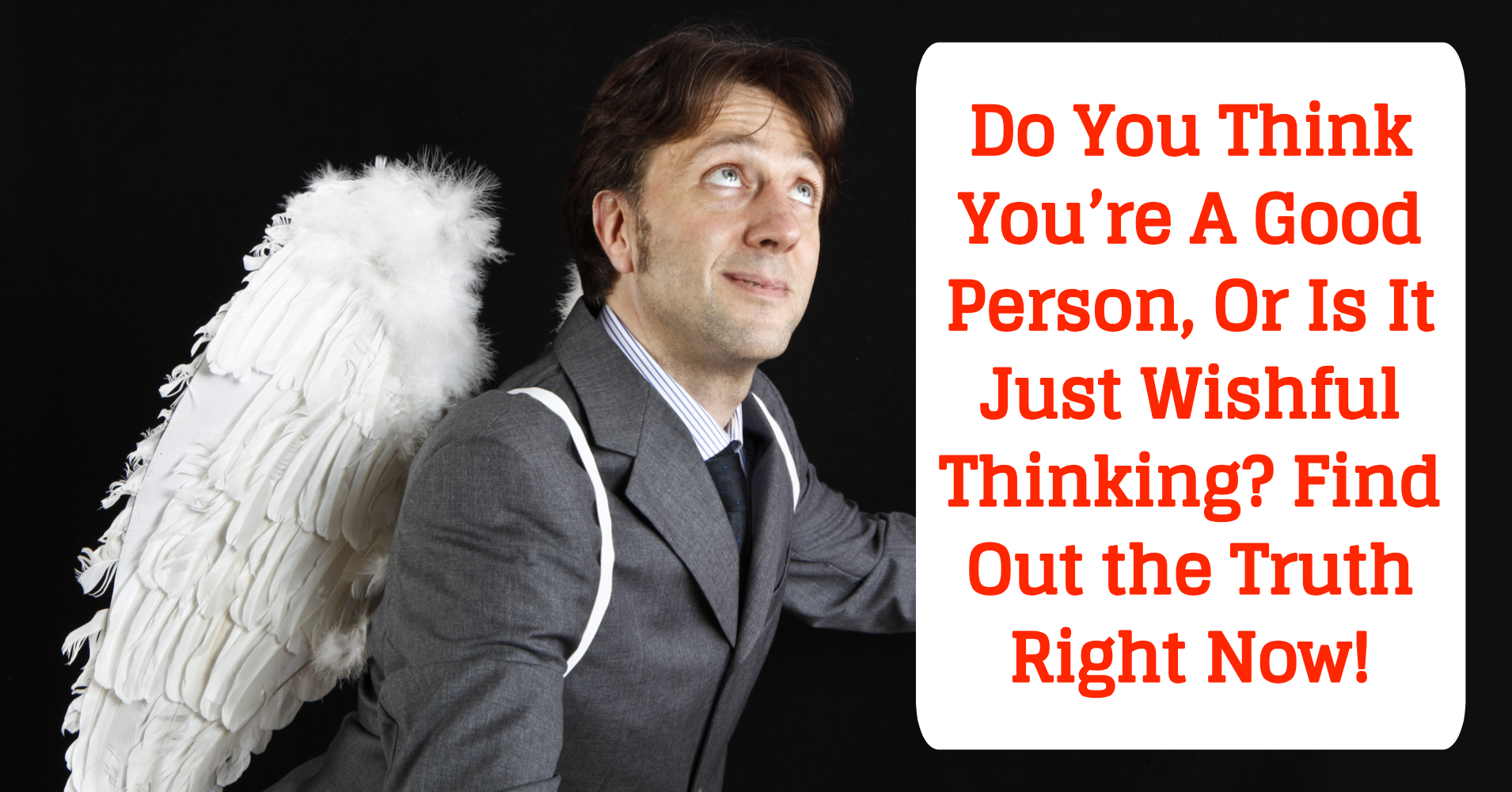 Are You a Good Person? - Quiz - Quizony.com