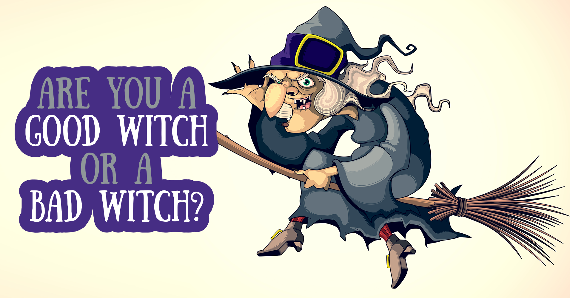 0135819bc98 Are You A Good Witch Or A Bad Witch? - Quiz - Quizony.com