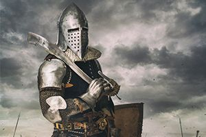 Are You A Knight In Shining Armor?