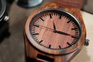 What Does Wearing A Wooden / Bamboo Watch...