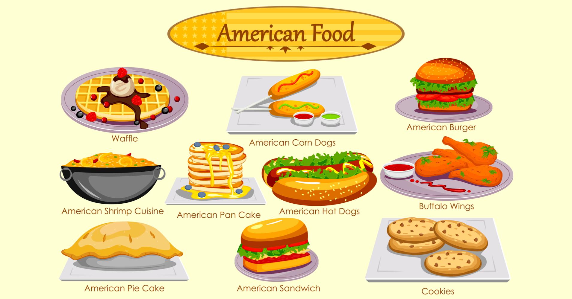 Classic American Food Quiz Quiz Quizonycom