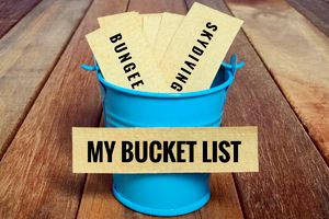 Cool Bucket List Ideas