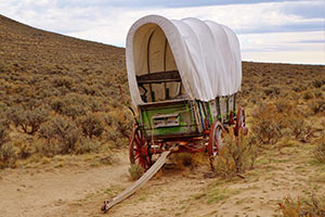 Could You Survive The Oregon Trail?