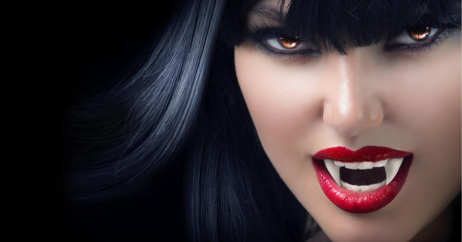Bbw vampire