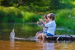 Freshwater Fishing Quiz
