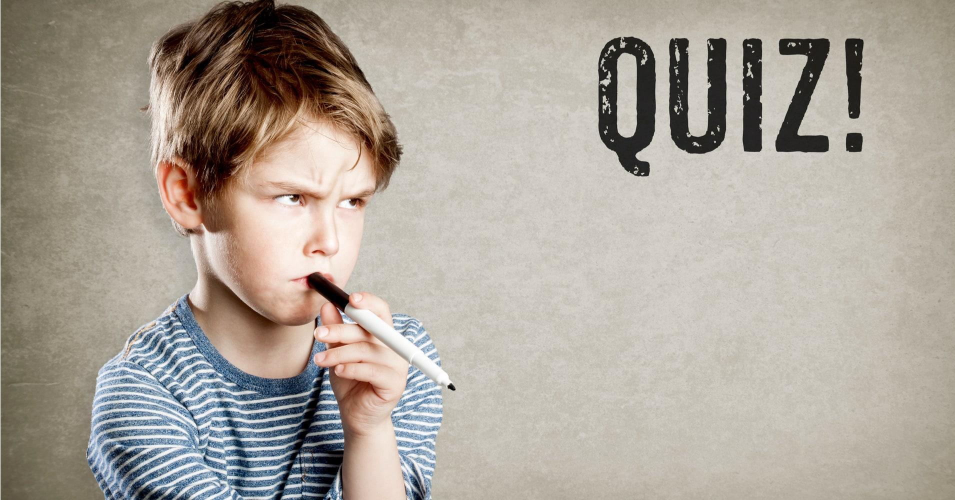 Fun Trivia Quiz For Kids - Quiz - Quizony com