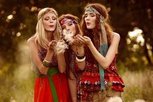 Hippie Girl Names