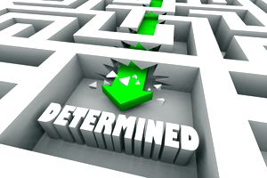 How Determined Are You?