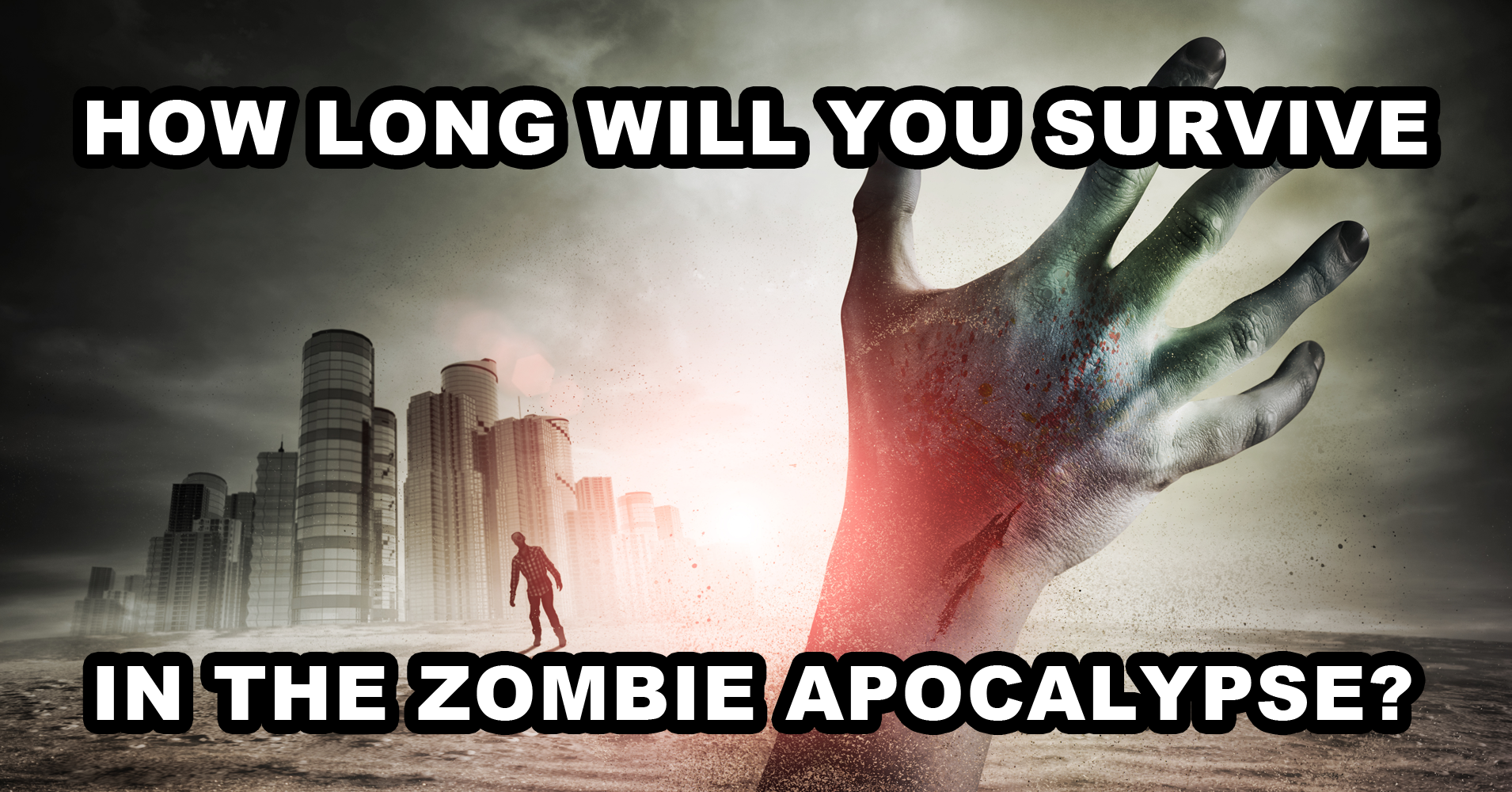 will you survive the zombie apocalypse quizzes