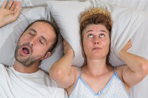 How Loudly Do You Snore?