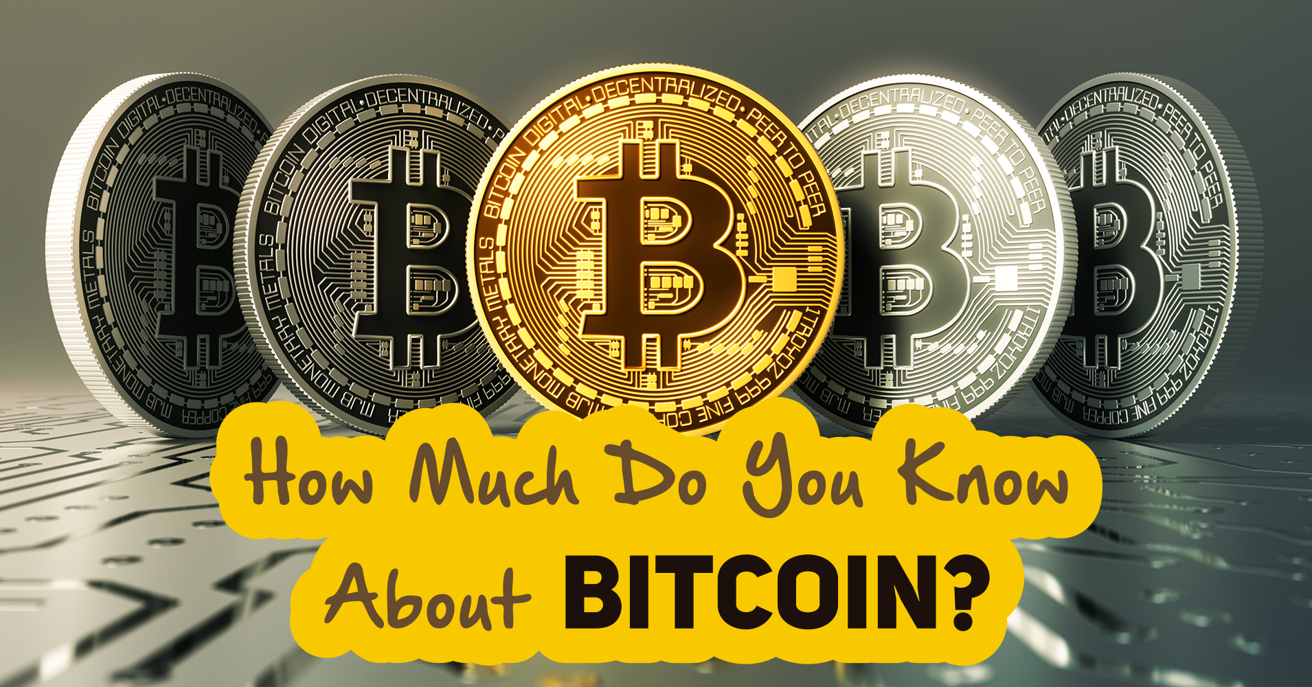 How Much Do You Know About Bitcoin? - Quiz - Quizony.com