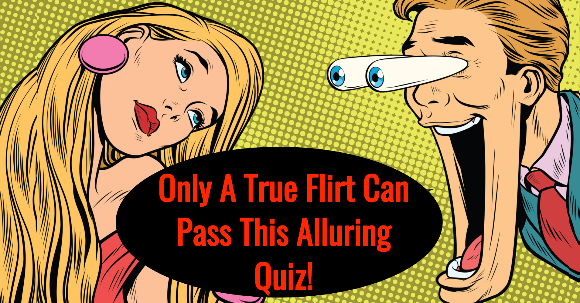 Can you flirt quiz