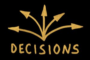 How To Make A Decision?