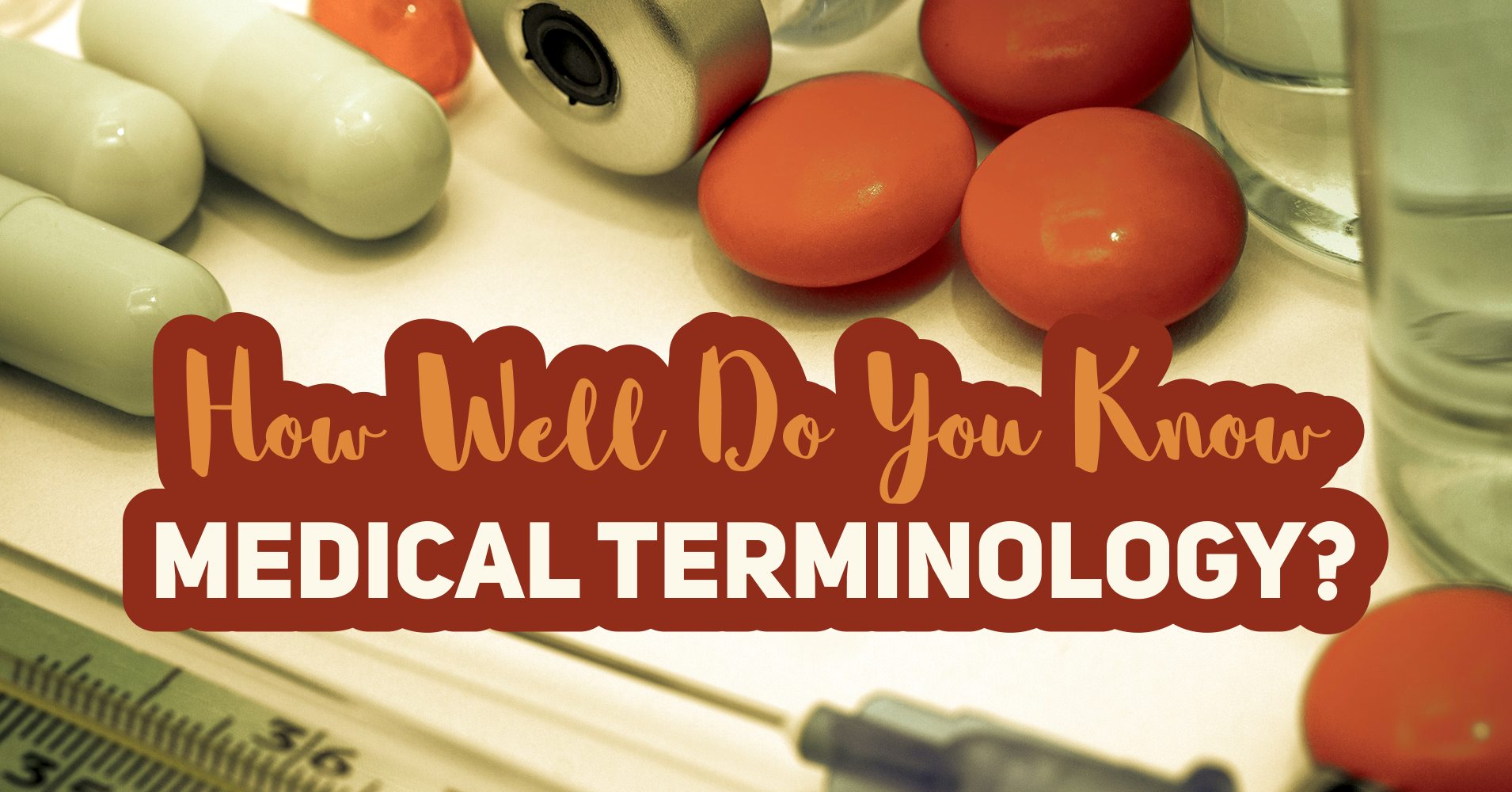 How Well Do You Know Medical Terminology? - Quiz - Quizony com