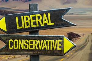 Just How Liberal Or Conservative Are...