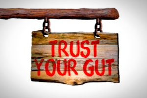 Should I Trust My Gut?