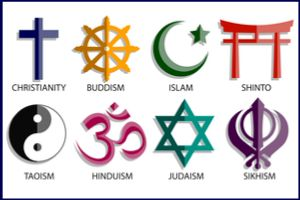 Top Religions In The World