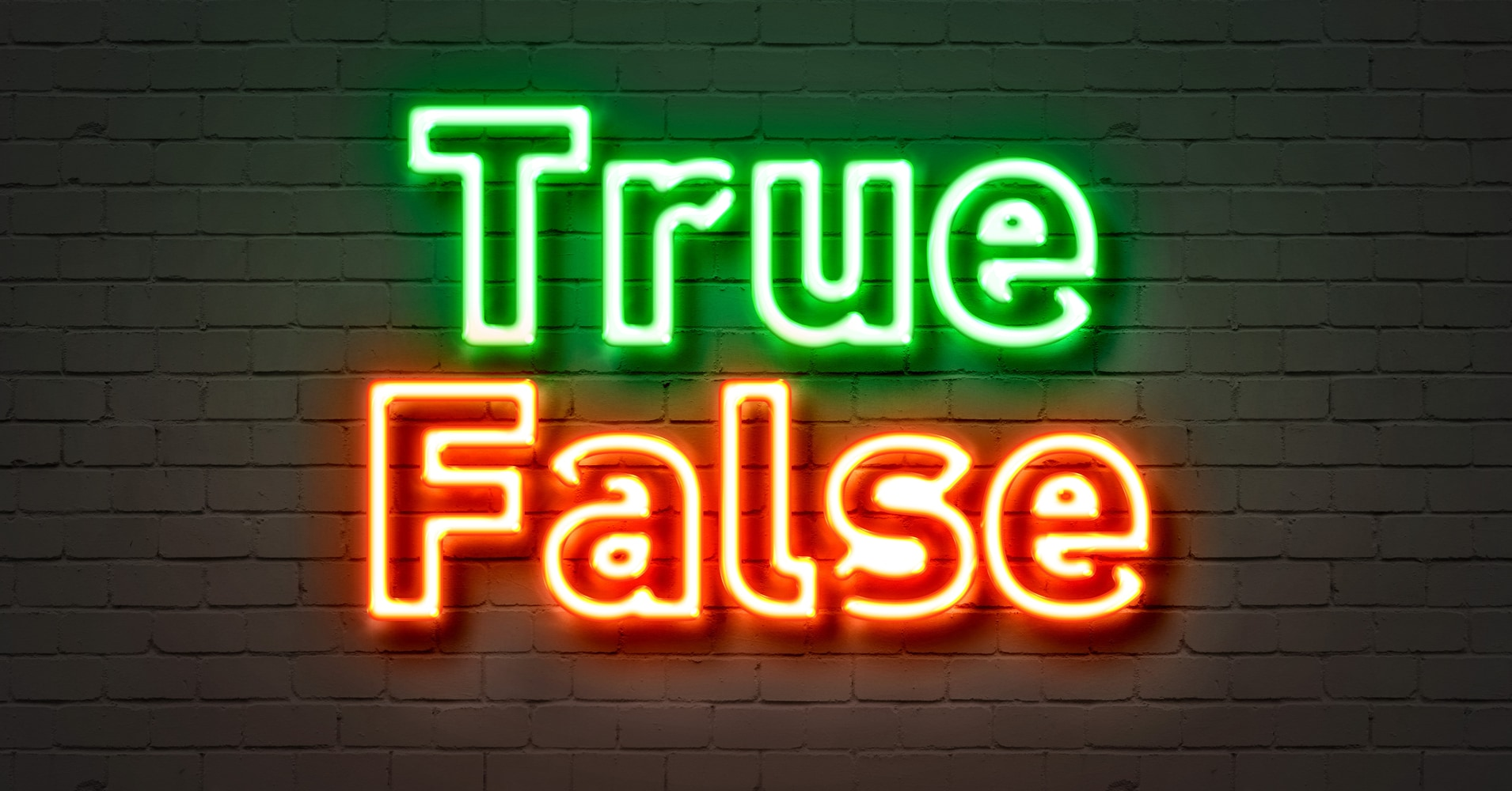 True Or False Quiz - Quiz - Quizony.com