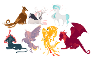 What Type Of Mystical Animal Are You?