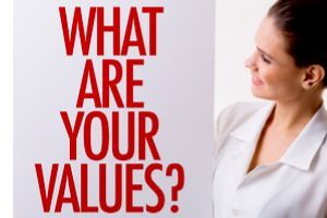 What Are My Values?