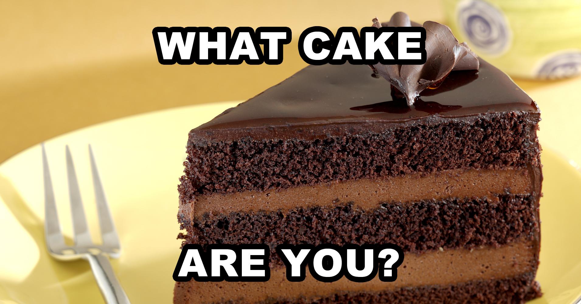 Pics Quiz Cake Art Mo : What Kind of Cake Are You? - Quiz - Quizony.com