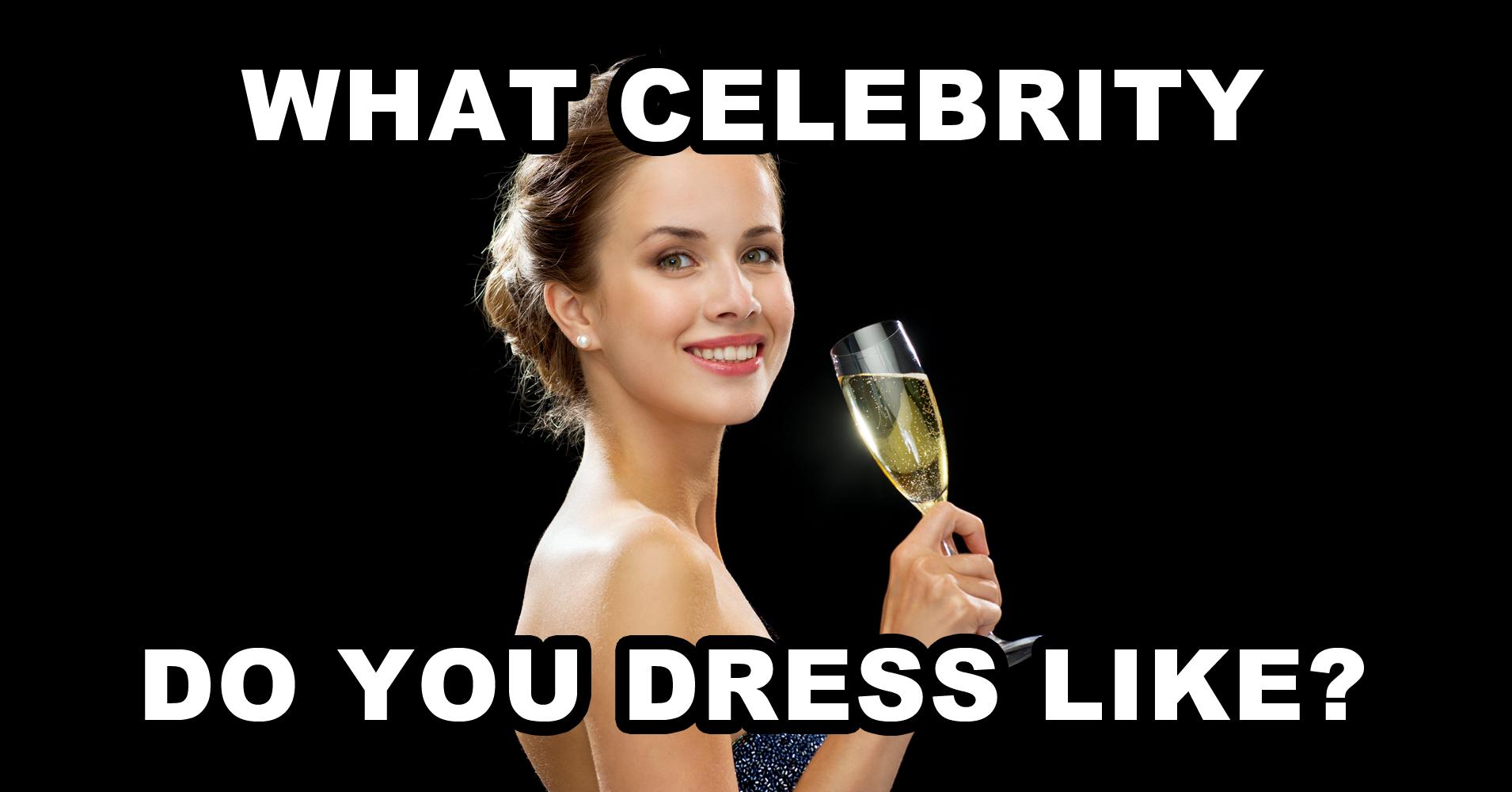 I dress up celebrity makeover