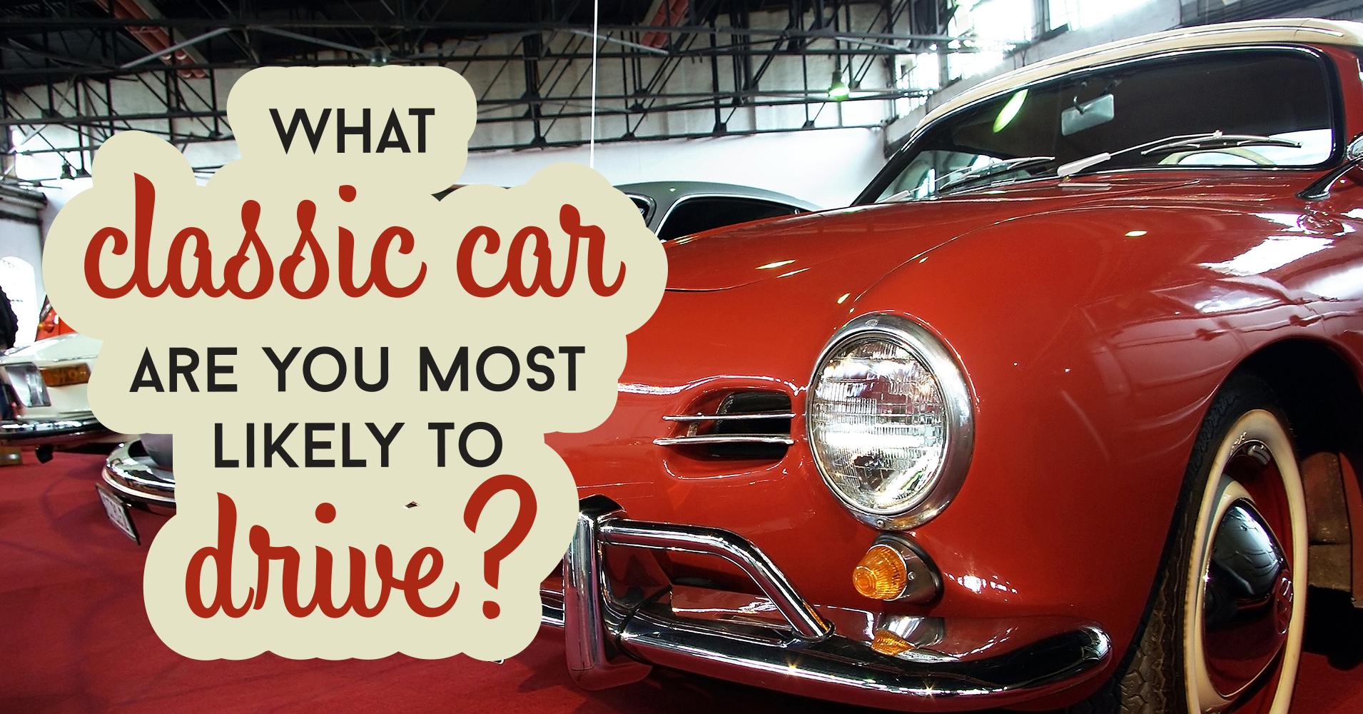 Classic Car Quiz Questions