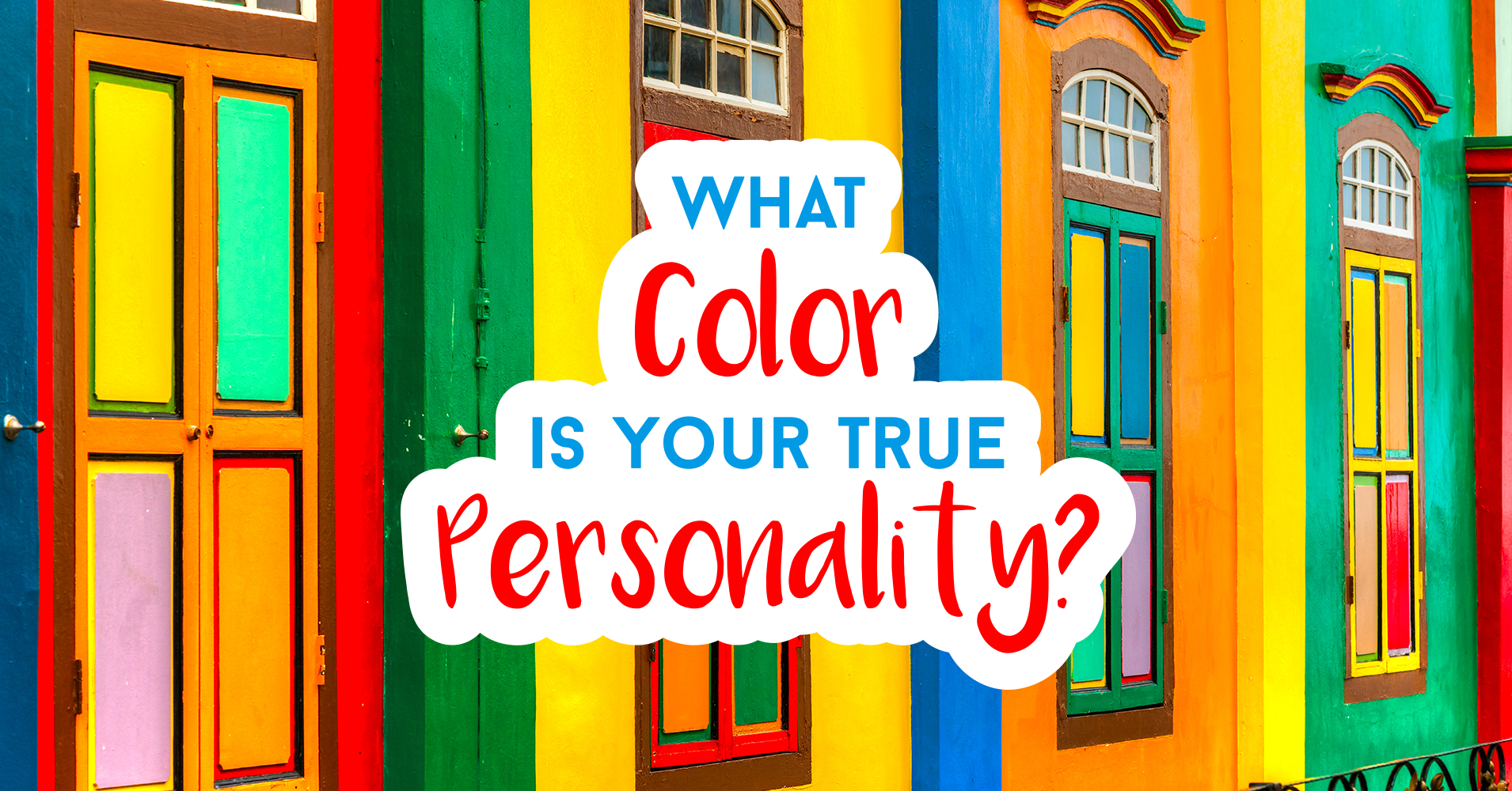 what is your personality Do you see yourself as a sunny yellow, a passionate red or a cool blue find out  which color best reflects your personality (besides, now you'll.