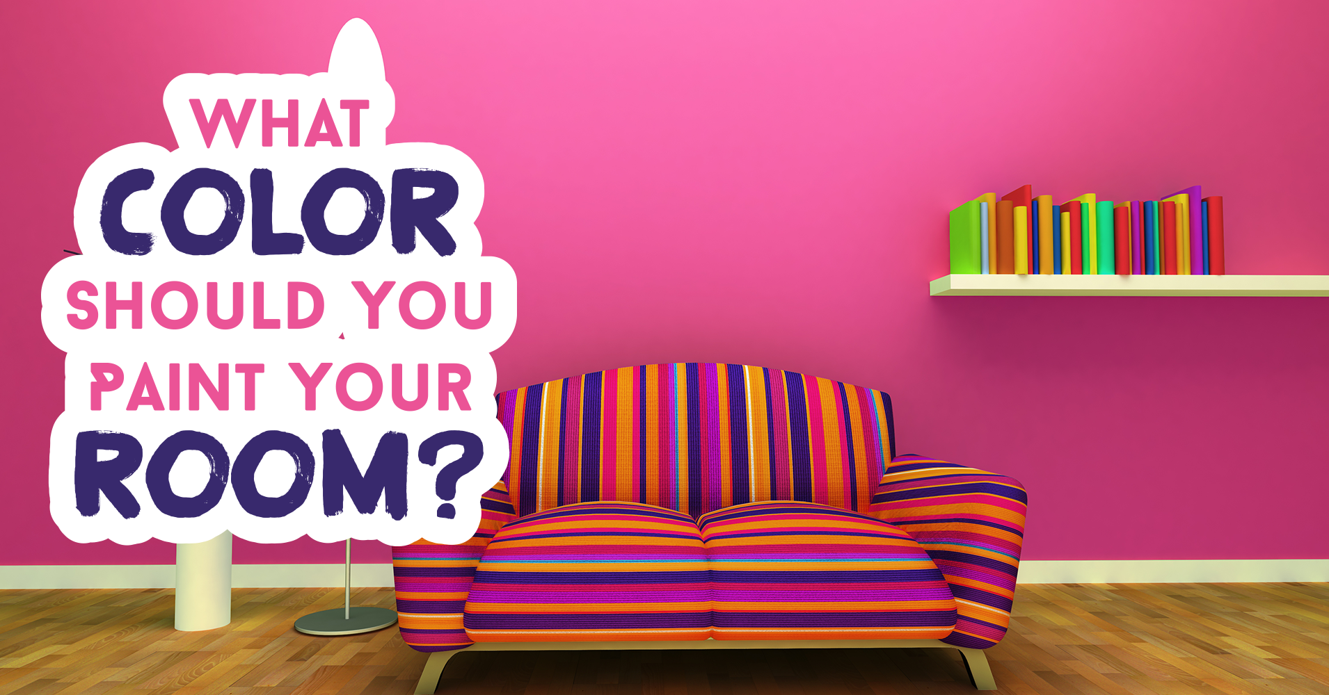 What Color Should You Paint Your Room? - Quiz - Quizony.com