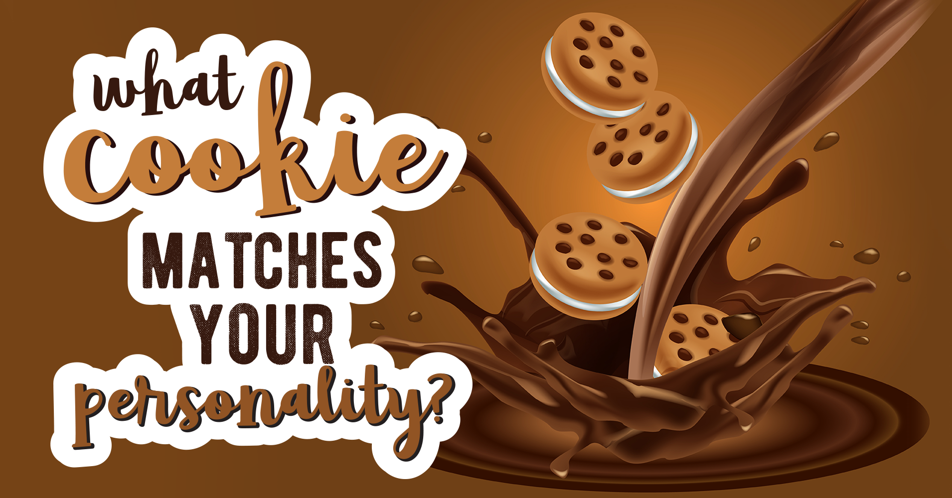 What Cookie Matches Your Personality?