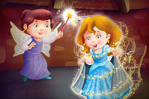 What fairy or fairy godmother would you be?