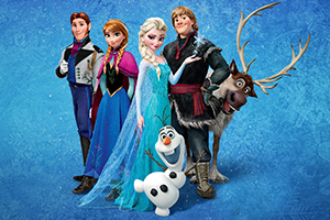 What 'Frozen' Character Are You?