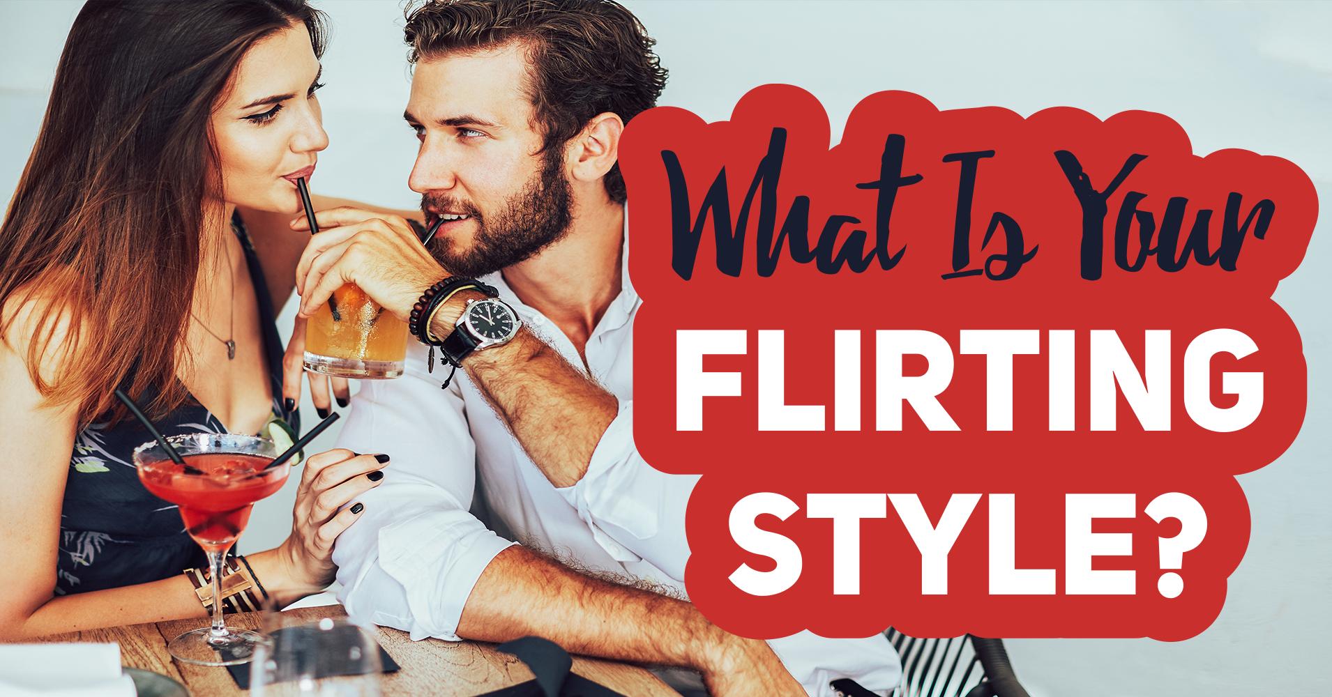 Flirt test für frauen