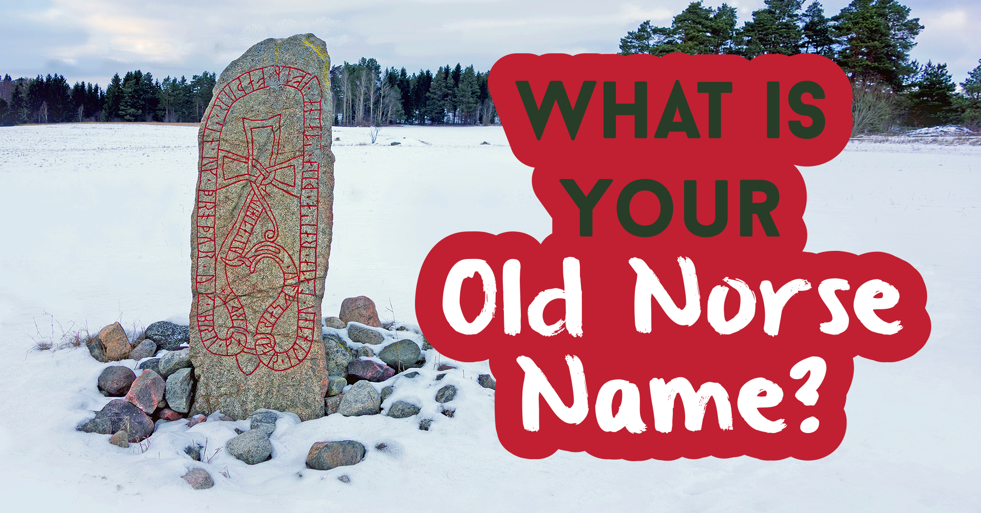 What Is Your Old Norse Name? - Quiz - Quizony com