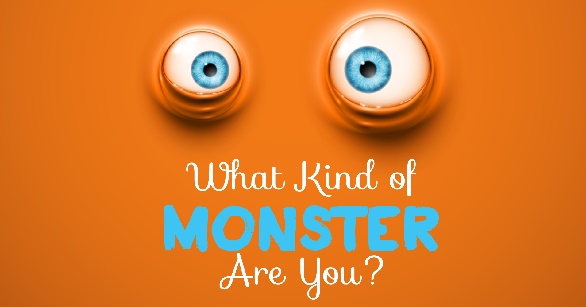 what monster are you quiz