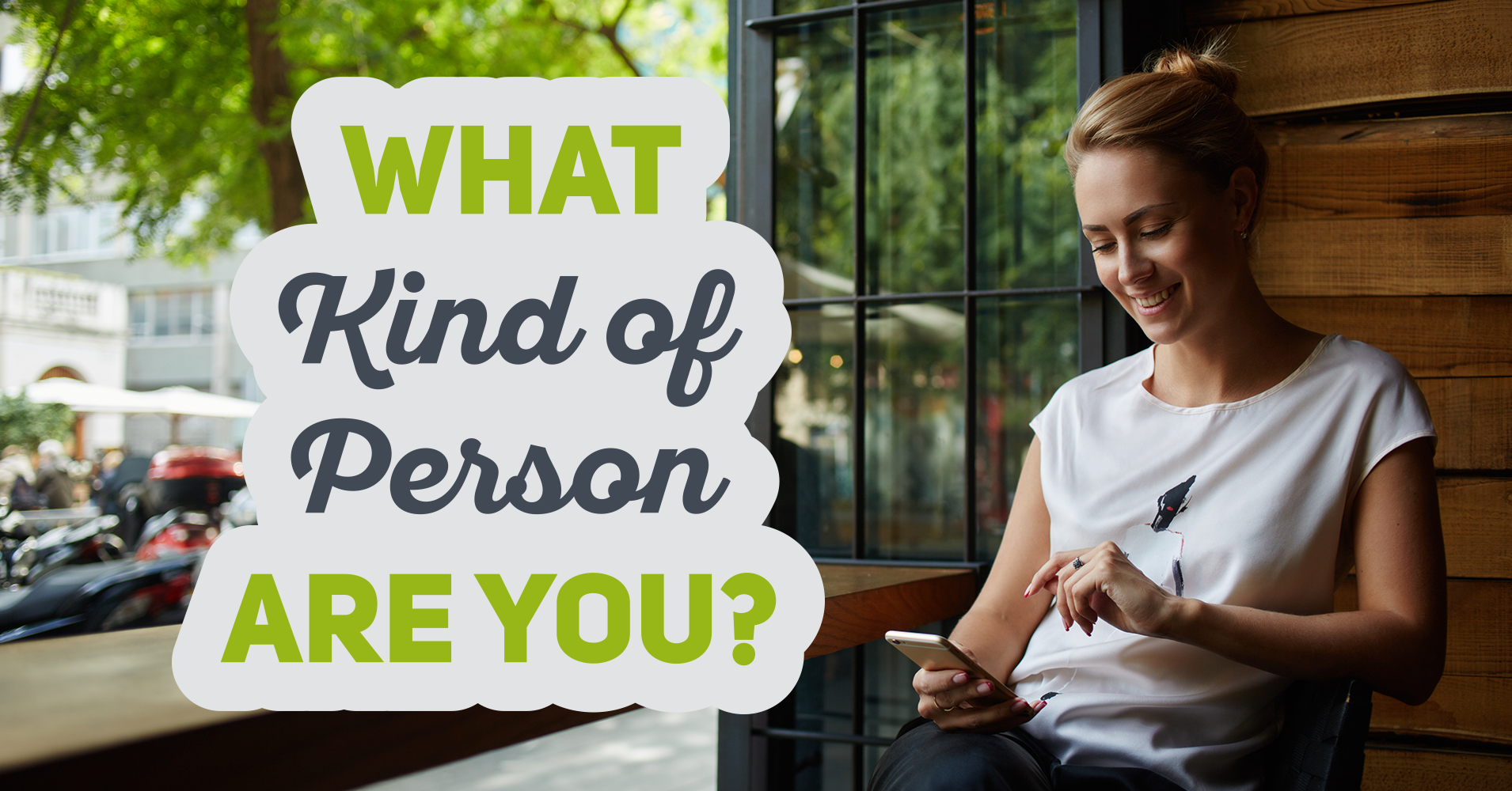 what kind of a person is Personality test center an insightful journey into personality type theory personality type questionnaire are you the kind of person who.