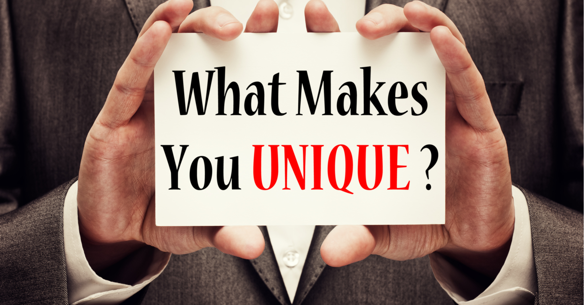 What Makes Me Unique? - Quiz - Quizony.com