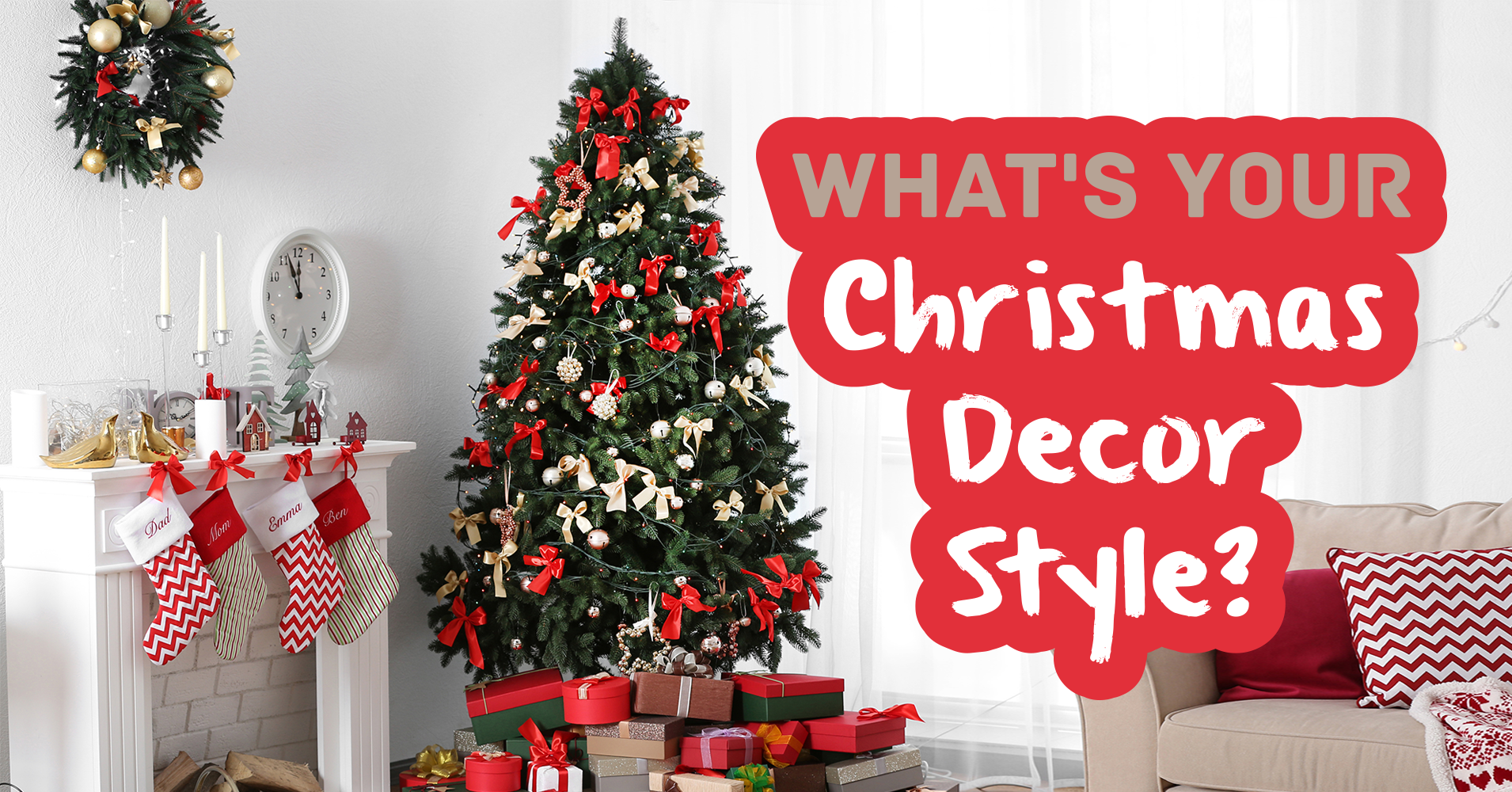 What 39 S Your Christmas Decor Style Quiz