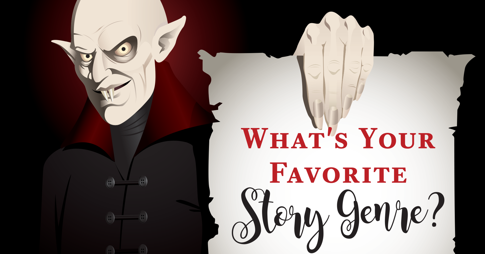 What S Your Favorite Story Genre Quiz Quizony Com