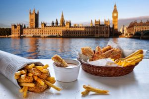 What to Eat In London?