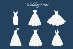 What Will Your Wedding Dress Look Like?
