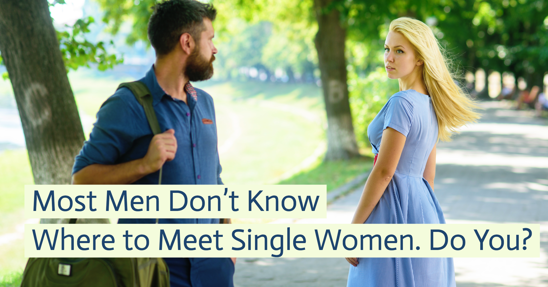 meet single women