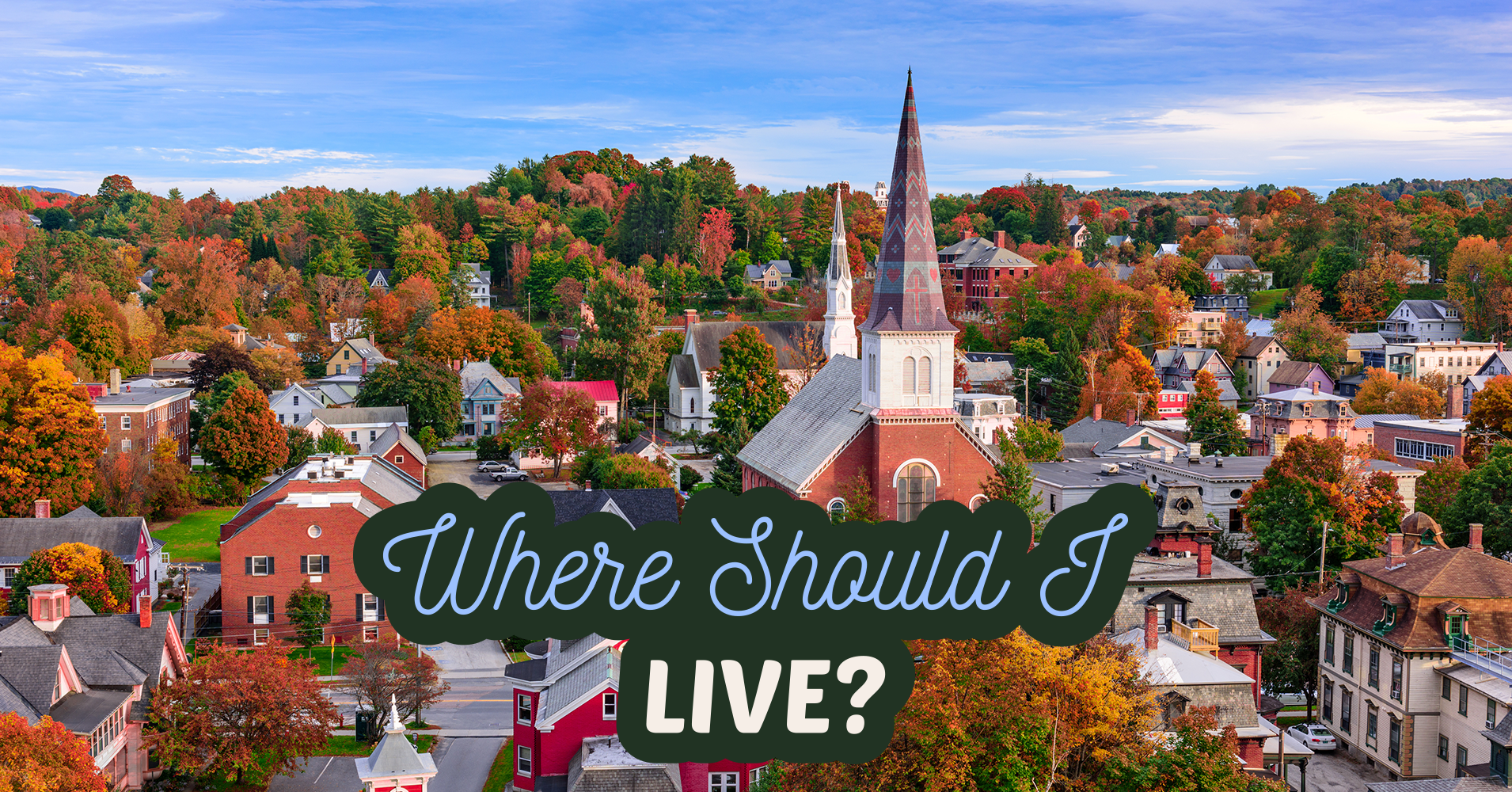 Where Should I Live Quiz Quizony Com