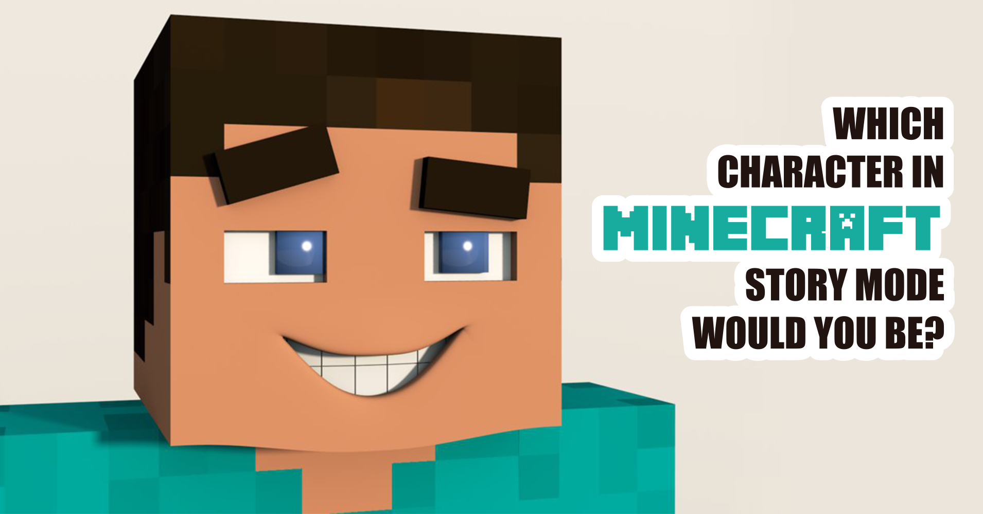 Which Character in Minecraft Story Mode Would You Be? - Quiz