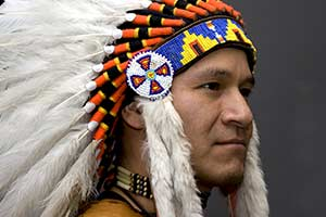 Which Famous American Indian Chief Are You?