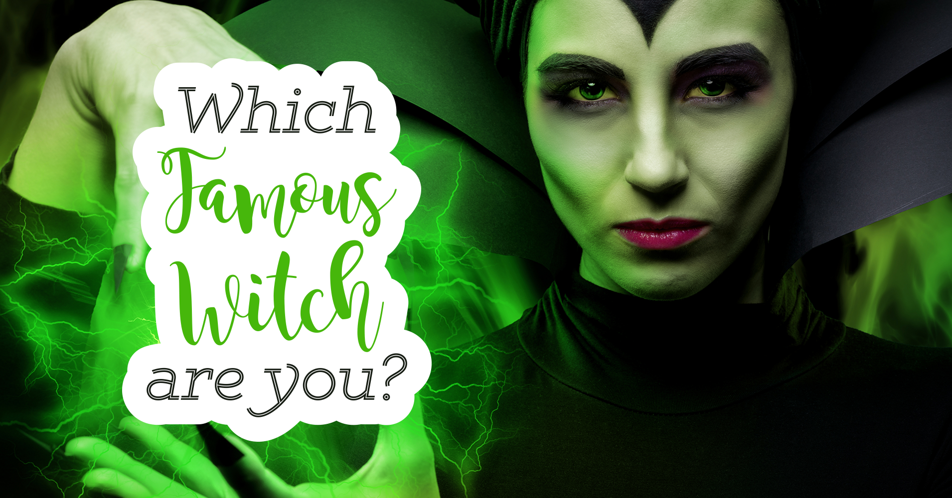 Which Famous Witch Are You? - Quiz - Quizony.com