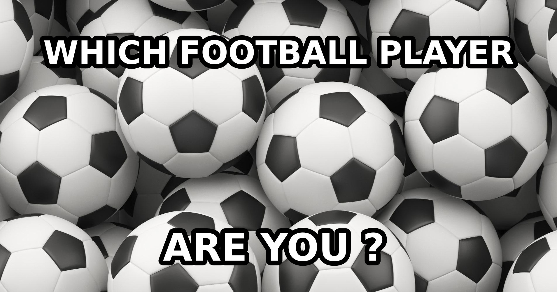 which football player are you quiz quizony com