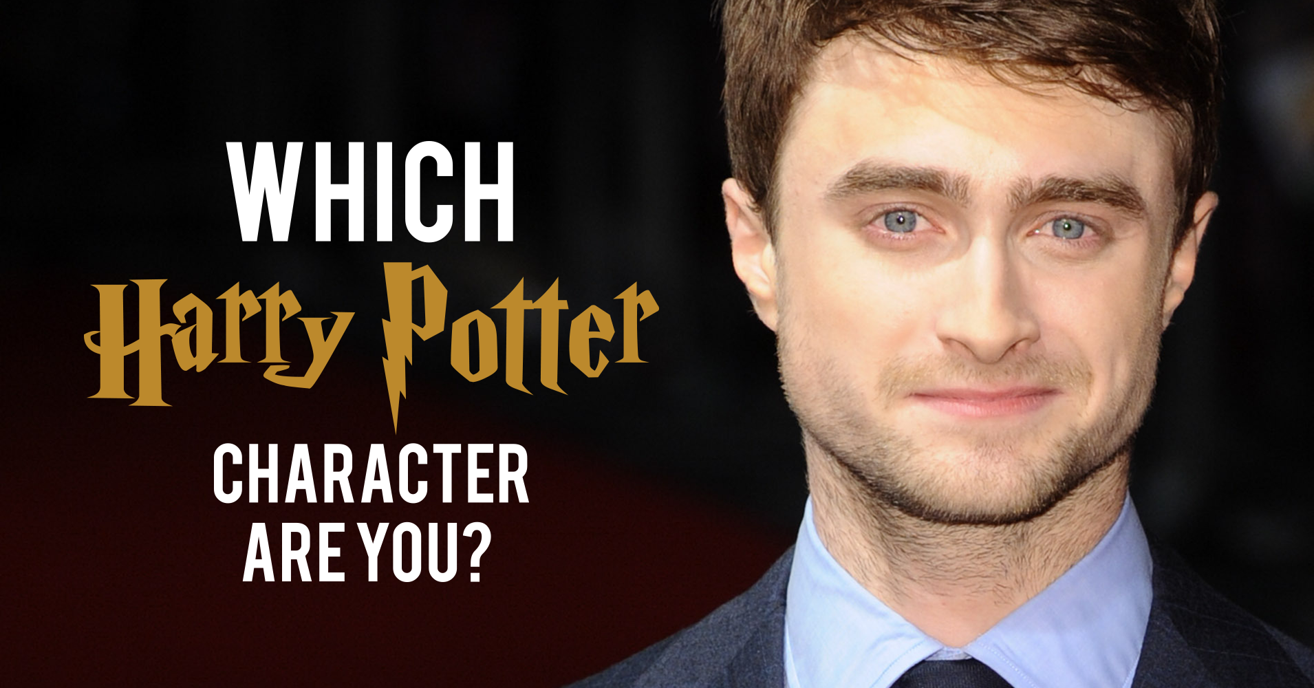 Which Harry Potter Character Are You? - Quiz - Quizony com