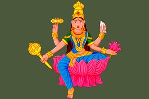 Which Hindu Goddess Am I?